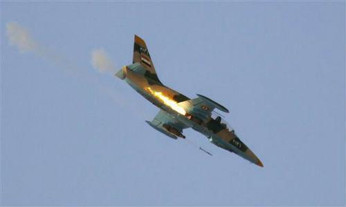 Chiến đấu cơ Syria tham gia chiến dịch không kích IS, theo tình hình chiến sự Syria mới cập nhật