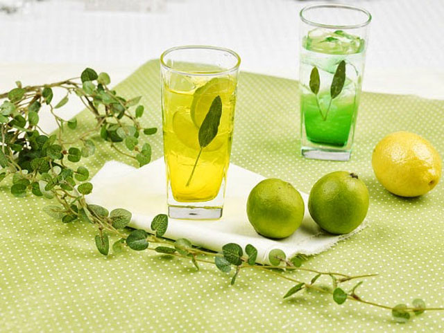 """Về khả năng chống ung thư, chanh và trà xanh không hề """"kém cạnh"""""""