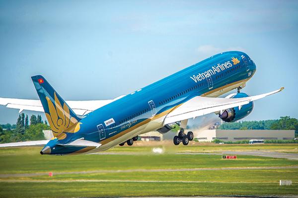 Việt Nam Arilines sẽ tiến hành mở tuyến bay từ sân bay Vân Đồn đến Tp. Hồ Chí Minh và ngược lại