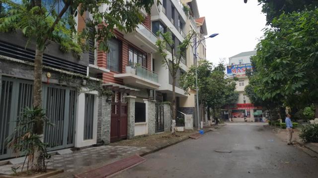 Các căn hộ, biệt thự, khu liền kề đã bán hết cho người mua. Ảnh: Dân trí
