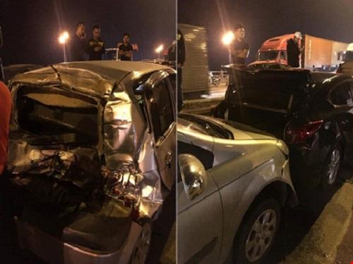 tai nạn giao thông ngày 19/3: 1 người tử vong, 1 người nguy kịch dưới gầm xe tải