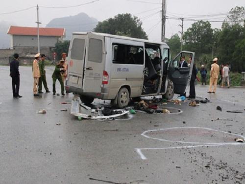tin mới nhất vụ xe đón dâu gặp tai nạn kinh hoàng làm 17 người thương vong