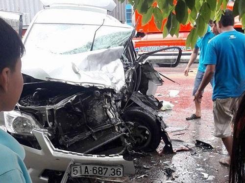 tai nạn giao thông mới nhất 24h qua ngày 5/6/2017