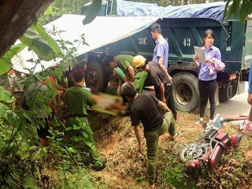Tai nạn giao thông mới nhất 24h qua ngày 10/6/2017