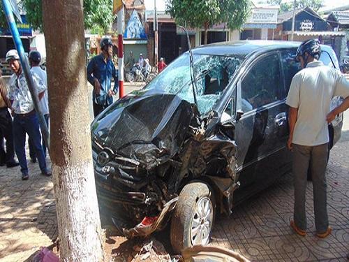 tai nạn giao thông mới nhất 24h qua ngày 22/6/2017