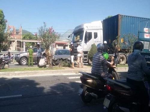 tai nạn giao thông mới nhất 24h qua ngày 25/6/2017