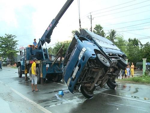 tai nạn giao thông mới nhất 24h qua ngày 4/7/2017