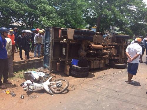 tai nạn giao thông mới nhất 24h qua ngày 2/8/2017