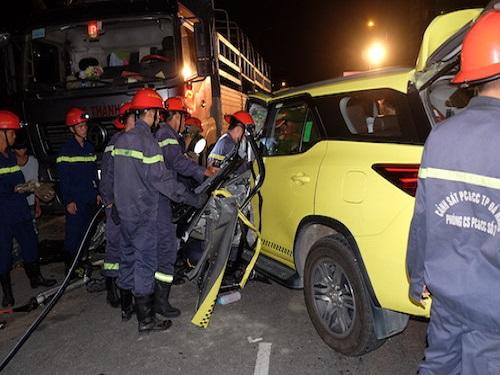 tai nạn giao thông mới nhất 24h qua ngày 31/8/2017