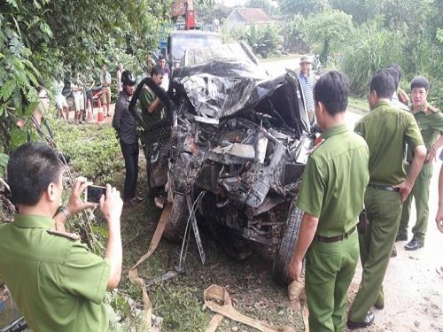 tai nạn giao thông mới nhất 24h qua ngày 14/9/2017