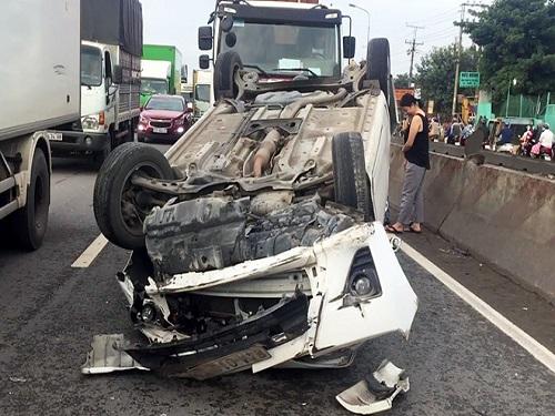 tai nạn giao thông mới nhất 24h qua ngày 18/9/2017