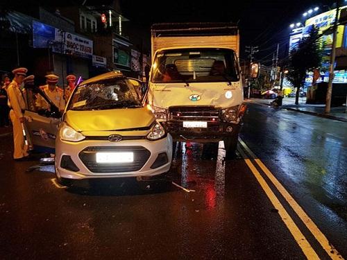 tai nạn giao thông mới nhất 24h qua ngày 29/9/2017