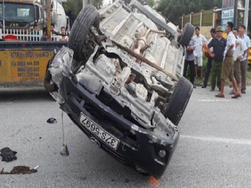 tai nạn giao thông mới nhất 24h qua ngày 5/10/2017