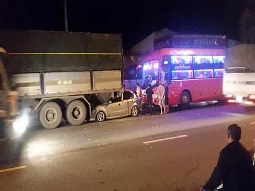 tai nạn giao thông mới nhất 24h qua ngày 30/11/2017
