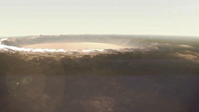 Thung lũng nước trên Sao hỏa