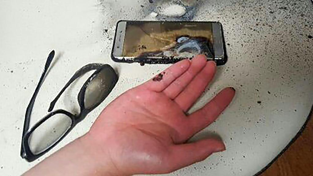 Pin điện thoại rất dễ phát nổ nếu sử dụng không đúng cách