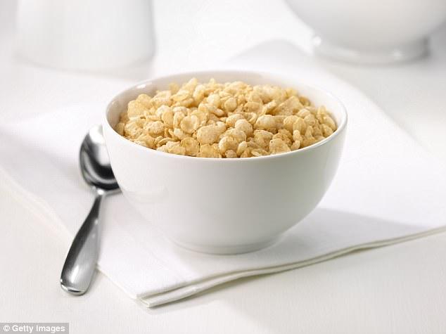 Ngũ cốc là thực phẩm bổ sung hàm lượng calories rất lớn