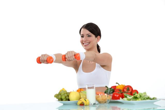 Giảm cân là cả một quá trình kết hợp giữa chế độ ăn và tập luyện hàng ngày