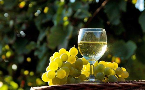 Rượu vang trắng có thể khiến phụ nữ mắc bệnh rosacea