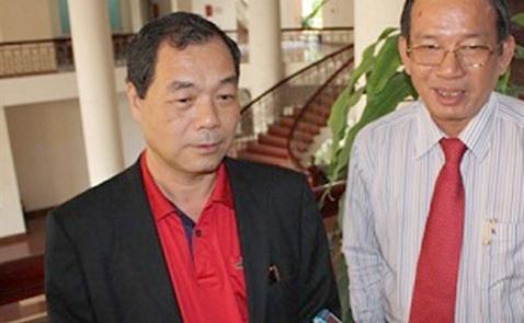 Ông Trầm Bê (trái) giữ chức Thành viên Hội đồng quản trị BCI kể từ năm 1999 đến nay. Ảnh: Internet