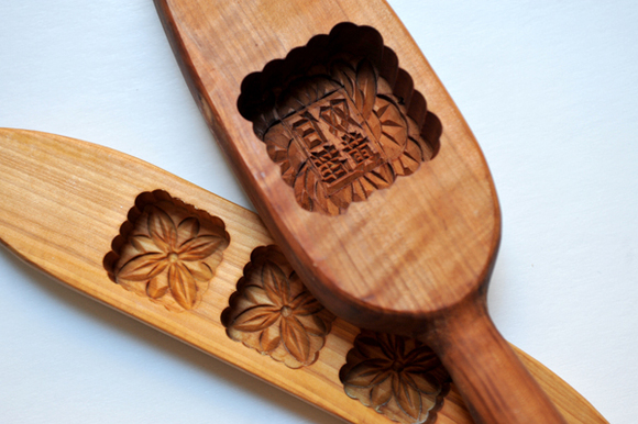Dụng cụ làm bánh trung thu handmade