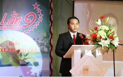 Hiện ngoài chức danh trong ban điều hành của Tập đoàn Vinasun, Duy còn là Thành viên Hội đồng quản trị Công ty Chứng khoán Chợ Lớn. Ảnh: Doanhnhanthanhdat