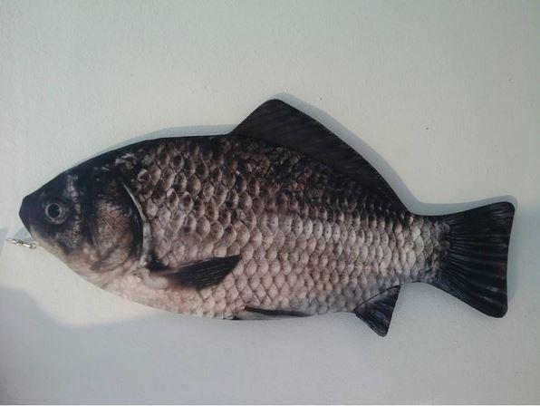 Được biết, trào lưu dùng túi đựng bút hình cá ở Việt Nam được bắt nguồn từ Hàn Quốc. Nhưng trên thực tế, vấn đề về nguồn gốc xuất xứ của sản phẩm này còn là câu hỏi khiến người tiêu dùng phải cân nhắc.