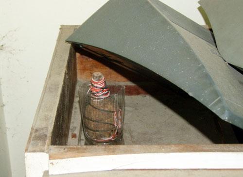 Số ma túy, lựu đạn thu giữ tại nhà cựu cán bộ thuế Hà Nội