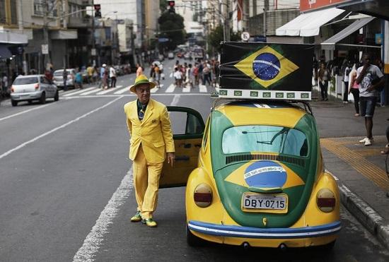 Cuộc chiến của các thương hiệu trong mùa World Cup 2014 4