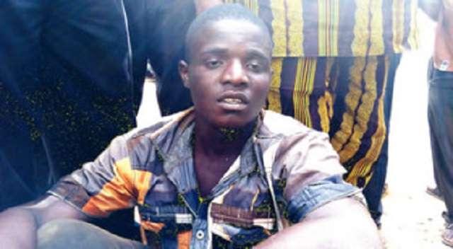 Mustapha Abdullahi đã cưỡng hiếp cậu bé 8 tuổi ở bang Bauchi