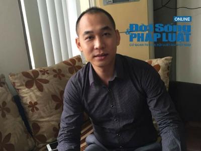 Ông Vũ Đình Hùng – Phó giám đốc Công ty TNHH Nhượng quyền Thương mại Thăng Long