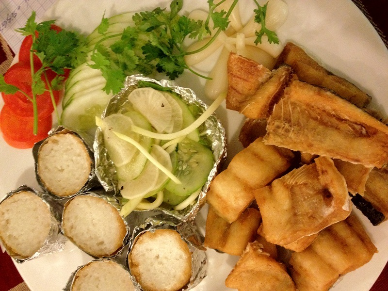 Khô cá dứa được chọn làm đặc sản ngày Tết nổi tiếng vì vị thơm ngon đặc biệt