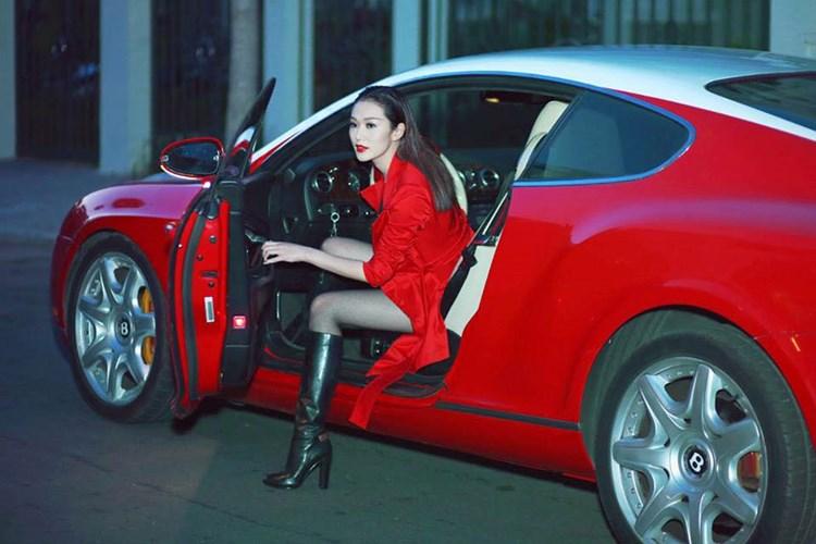 Khánh My là nữ đại gia chịu chơi nhất nhì showbiz Việt