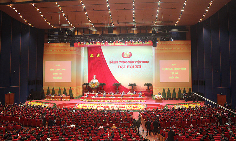 Tổng Bí thư Nguyễn Phú Trọng nói về các nhiệm vụ trọng tâm của nhiệm kỳ Đại hội XII
