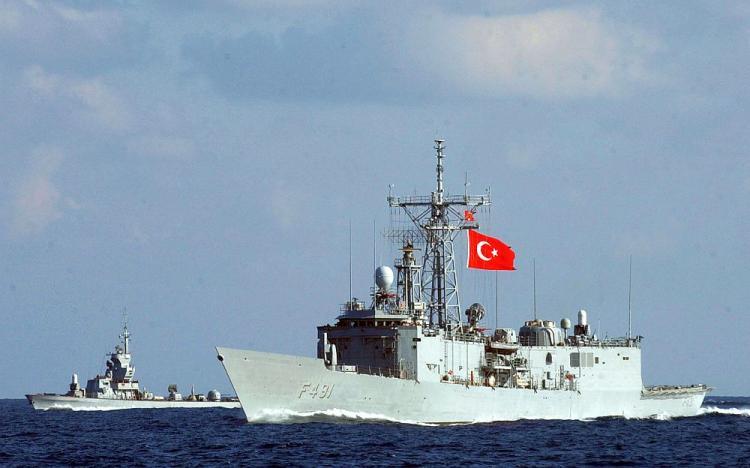 Giới chức Ankara đã bác tin 14 tàu chiến mất tích sau cuộc đảo chính ở Thổ Nhĩ Kỳ