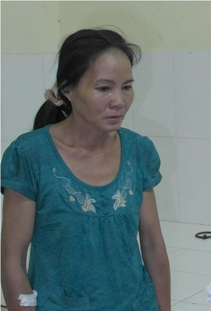 bị can Nguyễn Thị Vân