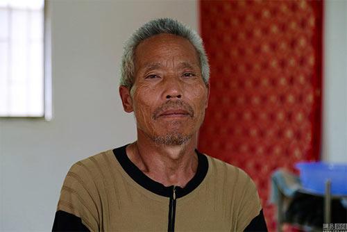 Ông Ma Jixiang trở về sau 3 năm mất tích. Ảnh: Shanghaiist