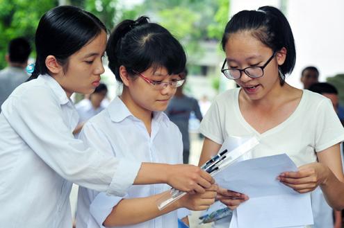 Đáp án đề thi cao đẳng môn Tiếng Anh khối A1 năm 2014