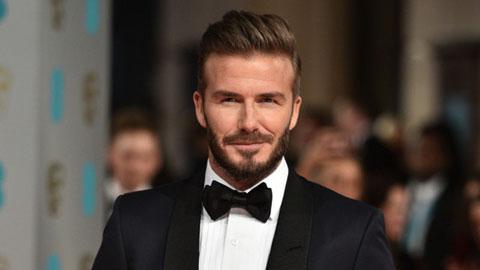 David Beckham phủ nhận đóng vai James Bond trong loạt phim Điệp viên 007