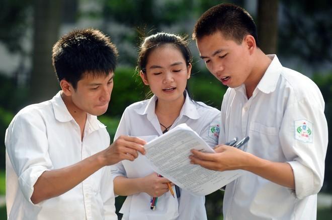 Đề thi cao đẳng môn Tiếng Anh năm 2014 sẽ được cập nhật nhanh nhất khi có