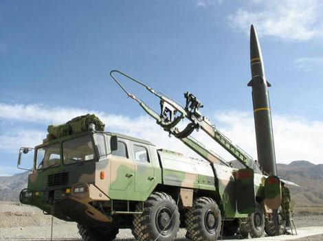 hệ thống tên lửa