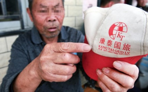 Cụ ông 73 tuổi đã đi lạc hơn 100km khi tham quan Tử Cấm Thành