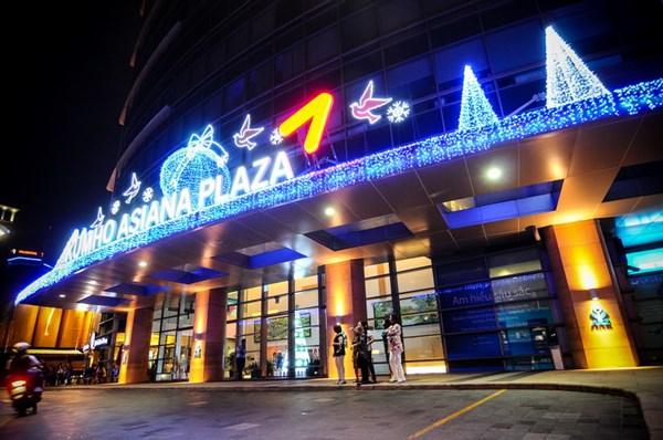 Địa điểm chụp ảnh Giáng sinh tại các trung tâm thương mại Sài Gòn