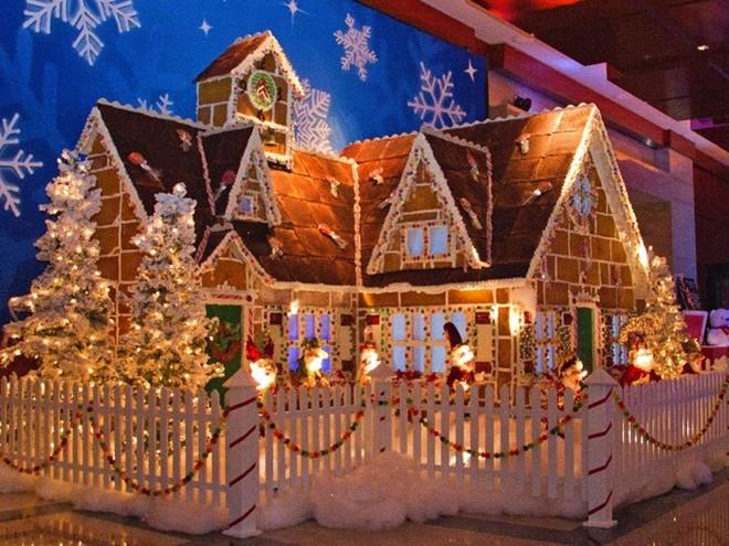 Địa điểm chụp ảnh Giáng sinh 'siêu ấm áp' bên gia đình