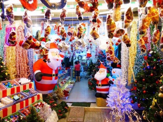 Ghé thăm địa điểm đi chơi Giáng sinh tuyệt vời này để cảm nhận không khí Giáng sinh