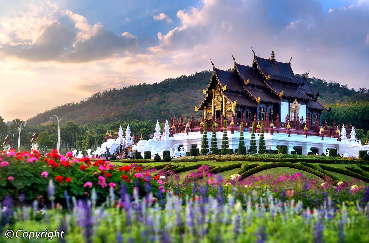 Chiang Mai cũng là một trong những địa điểm đi chơi Tết dương lịch vô cùng hấp dẫn