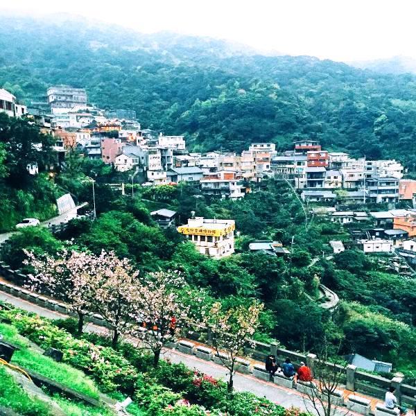 Jiufen sở hữu vẻ đẹp hết sức lãng mạn là địa điểm đi chơi Tết Dương lịch thú vị. Ảnh: Minh Trí