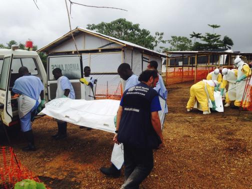 Thái Lan khẩn trương áp dụng các biện pháp phòng dịch Ebola