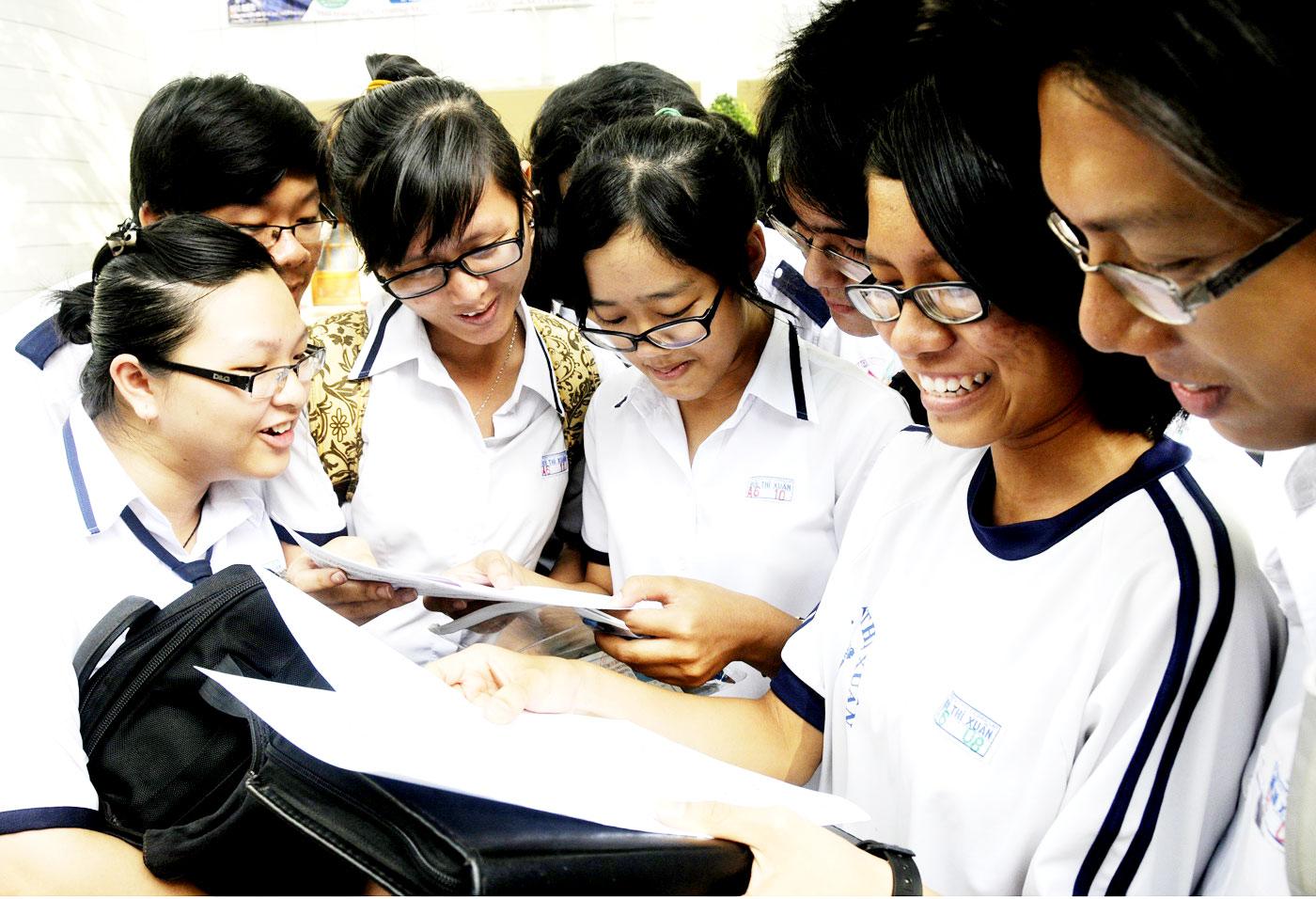 Điểm chuẩn đại học năm 2014 Học viện báo chí và Tuyên truyền sẽ sớm được công bố