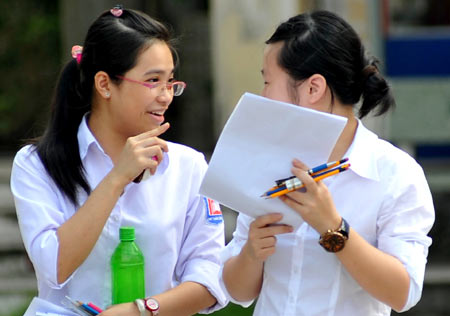 Điểm chuẩn đại học Sư phạm Hà Nội năm 2014 dự kiến tăng